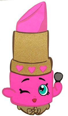 Shopkins Season 1 Lippy Lips Inspired 7 Best Shopkins Shoes Images In 2016