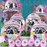 Shopkins Season 4 Limited Edition Exclusive Hatchimals Colleggtibles Surprise Egg Opening 2 4 Pack toy Review