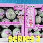 Shopkins Season 4 Limited Edition Marvelous Lol Surprise Series 2 tots & Lil Sisters Opening Doll Review