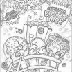 Shopkins Sneaky Wedge Inspiring Luxury Printable Coloring Pages Shopkins