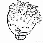 Shopkins to Print Creative Shopkins Coloring Sheets Unique Coloring Pages that You Can Print