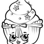 Shopkins to Print Creative Shopkins Season Three Coloring Pages Inspirational Shopkin Coloring