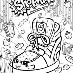 Shopkins to Print Creative Unique Shopkins Sneaky Wedge Coloring Page – Lovespells