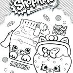 Shopkins to Print Inspired Great Shopkins Picture to Color Also Shopkin Coloring Pages