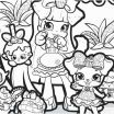 Shopkins to Print Marvelous Free 9 11 Coloring Pages Luxury Shopkins Coloring Pages to Print
