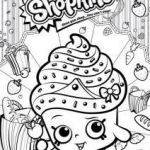 Shopkins to Print Pretty √ Coloring Book Print Outs or Shopkins Coloring Book Inspirational
