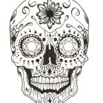 Simple Sugar Skull Coloring Pages Brilliant Sugar Skull Coloring Pages for Adults Awesome Skullcandy Clipart