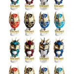 Sin Cara Masks for Kids Beautiful wholesale Economic Kids Pack Of 10 Lucha Libre Masks Mask Sports