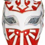 Sin Cara Pictures Exclusive Sin Cara Red Version 1 Adult Size Replica Mask