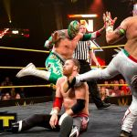 Sin Cara Pictures Pretty Kalisto & Sin Cara Vs Adam Rose & Sami Zayn Wwe Nxt Aug 21 2014