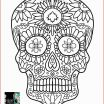 Skull Adult Coloring Pages Inspiration Sugar Skull Coloring Pages Cool Coloring Page Unique Witch
