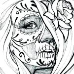 Skull Coloring Books for Adults Brilliant Free Coloring Book Pages for Adults – Sharpball