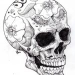 Skull Coloring Books for Adults Creative Print F Coloring Pages for Adults at Getdrawings