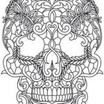 Skull Coloring Books for Adults Elegant 79 Best Skull Coloring Pages Images In 2019