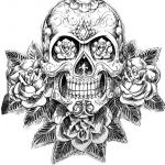 Skull Coloring Books for Adults Elegant Coloring Page Free Printable Sugar Skull Coloring Pages
