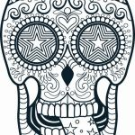 Skull Coloring Books for Adults Excellent Sugar Skulls Coloring Pages – Salumguilher
