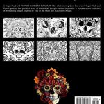 Skull Coloring Books for Adults Inspiration Skull and Floral Adult Coloring Books Coloring Books for Adults