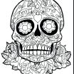 Skull Coloring Pages to Print Awesome Coloring – Page 49 – Duelprotocolfo
