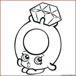 Skull Coloring Pages to Print Creative Luxury Shopkins Coloring Pages