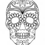 Skull Coloring Pages to Print Elegant Coloring Ideas Halloween Coloring Pages to Print Coloring Ideass