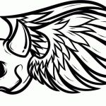 Skull Coloring Pages to Print Exclusive Cool Coloring Pages to Print Out at Getdrawings