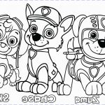Skye Paw Patrol Printable Exclusive 10 New Free Printable Paw Patrol Coloring Pages Pdf androsshipping