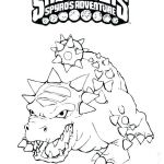 Skylander Coloring Pages to Print Awesome Skylander Pictures to Print – topolcanykings