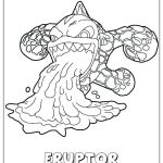 Skylander Coloring Pages to Print Best Coloring Coloring Pages Printable Coloring Pages Printable