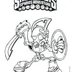 Skylander Coloring Pages to Print Creative Skylander Color Page – Wealthtutor