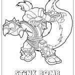 Skylander Coloring Pages to Print Creative Skylander Coloring Free Printable Giants Coloring Pages Unique
