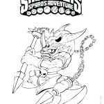 Skylander Coloring Pages to Print Creative Skylanders to Colour Color Alive Skylanders Coloring Pages Pop Fizz