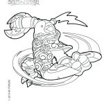 Skylander Coloring Pages to Print Elegant Coloring Giant Pages Printable Giants Skylanders Skyland