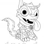 Skylander Coloring Pages to Print Excellent Skylanders Coloring Page Printable