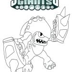 Skylander Coloring Pages to Print Inspiration Skylander Coloring Coloring Pages Skylanders Coloring