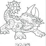 Skylander Coloring Pages to Print Inspirational Skylander Coloring In Pics – Johnrozumart