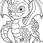 Skylander Coloring Pages to Print Inspirational Skylanders Dragons Coloring Pages Luxury Free Printable Skylander