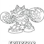 Skylander Coloring Pages to Print Inspiring Skylanders Colouring In – Hundeatelierfo