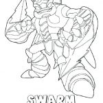 Skylander Coloring Pages to Print Marvelous Skylander Color Page – Wealthtutor