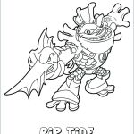 Skylander Coloring Pages to Print Marvelous Skylander Giants Coloring Pages – Uticurefo