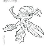 Skylander Coloring Pages to Print Marvelous Spyro Colouring Pages – Contentpark