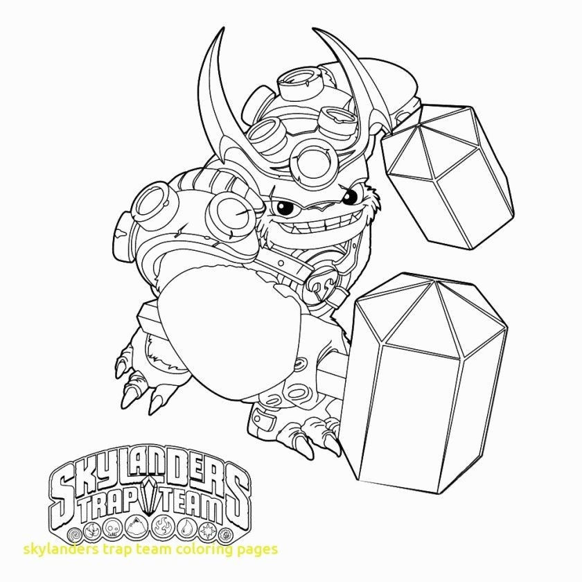 Skylander Images to Print Inspired Inspirational Skylanders Trap Masters Coloring Pages – Doiteasy