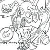 Skylanders Free Printables Inspired Red Queen Coloring Book Fvgiment