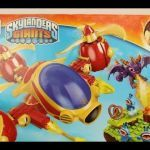 Skylanders Wind Up Brilliant Skylanders Giants Spyro Arkeyan Copter attack Mega Bloks by