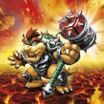 Skylanders Wind Up Creative Hammer Slam Bowser Skylanders Wiki