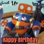 Skylanders Wind Up Excellent 20 Best Skylander Birthday Cards Images In 2017