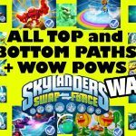 Skylanders Wind Up Inspiration Skylanders Swap force 12 Wave 3 top & Bottom Swapper Paths 4