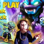 Skylanders Wind Up Inspirational Lets Play Sneak attack with Trap Shadow Skylander Girl Face Cam