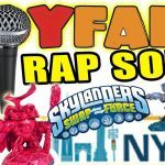 Skylanders Wind Up Inspirational Ny toy Fair Wrap Up song by Skylander Dad Wave 4 Swap force 2014
