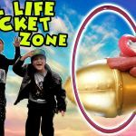 Skylanders Wind Up Inspired Real Life Rocket Zone A Trigger Happy Adventure Skylanders Swap