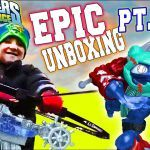 Skylanders Wind Up Marvelous Arkeyan Crossbow Epic Unboxing Surprise Skylanders Swap force
